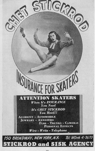 Skating Insurance