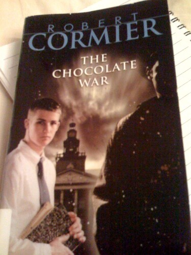 The Chocolate War by you.