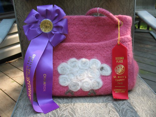 Champion of Purse Contest