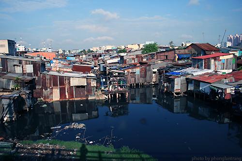 Slum in Saigon by My Lucky Stars.