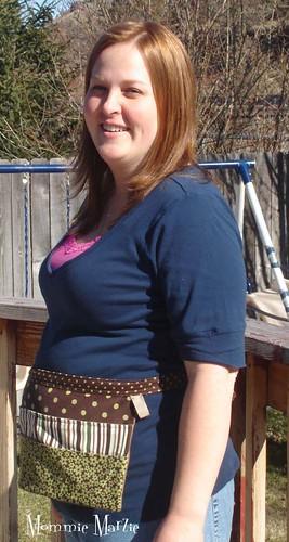 Seamstress Apron profile