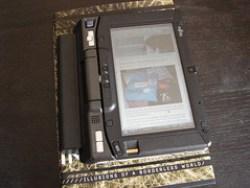 """My """"DC mini"""": the Fujitsu u810"""