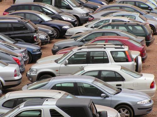 Agobio de coches