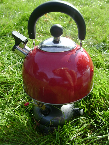 Tea and Stove