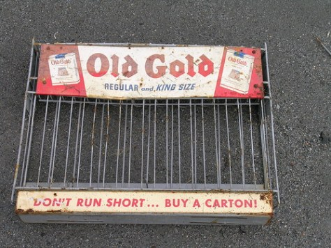 old gold cigs