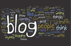Blogging, words and life