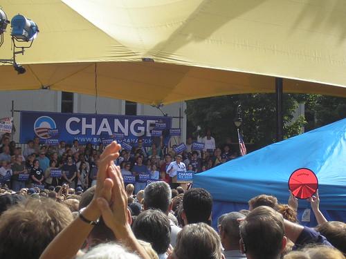 Obama=Change