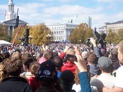 Obama Rally - Denver