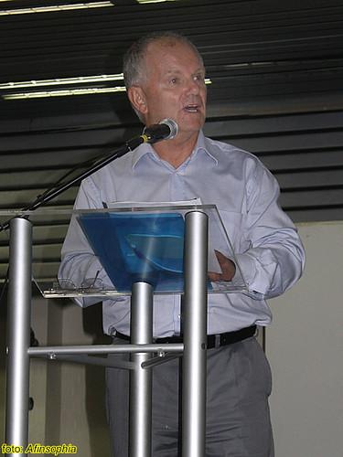 Frei Luis, Diretor Executivo do FMTL