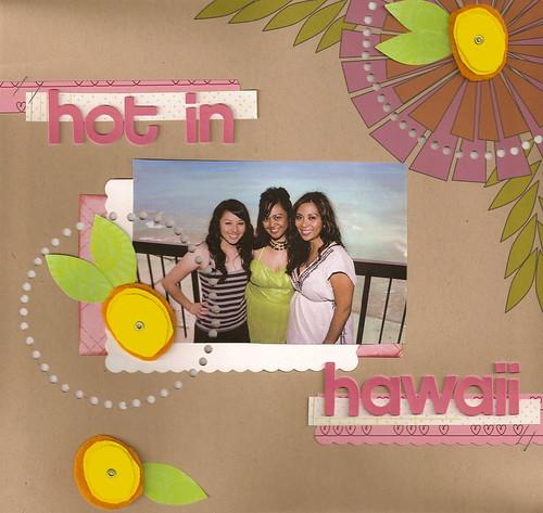 Hot in Hawaii