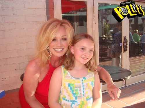 Susan Anton at The Follies