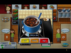Kitchen Brigade game screenshot