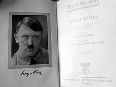 1936 presentation copy of Mein Kampf