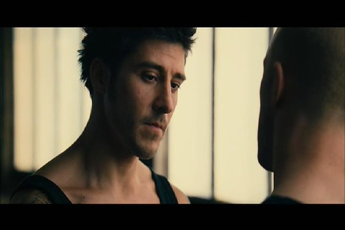 David Belle Shirtless