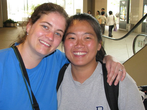 45 - Shannon and Yumiko - 20080614