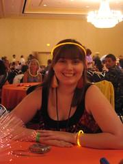 Allison at the FFL Banquet