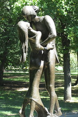 NYC - Central Park: Romeo and Juliet