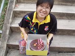 Mel's 18th birthday