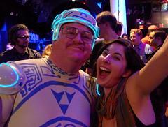 Tron Guy & Tikva