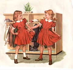 Showing up in the exact same dress... by HA! Designs - Artbyheather, on Flickr