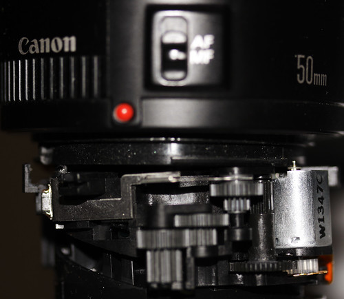 Canon EF 50mm f1.8 II - Broken 04