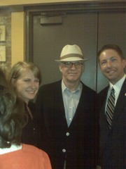 JMT, Erin Freeman and Steve Martin