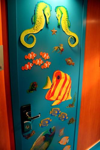 We Decorated Our Door