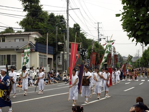 2008年 八戸三社大祭 お通り 25