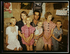 typical American family, September 1940