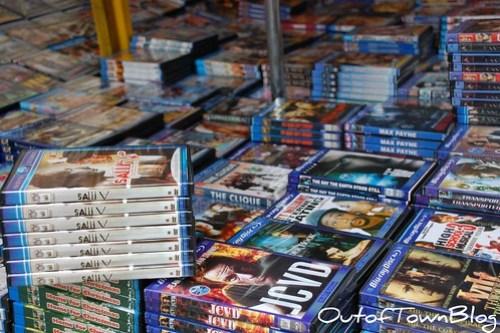 Quiapo DVD's