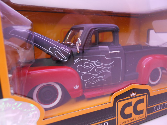 jada toys 1953 chevy pickip collectors edition (2)