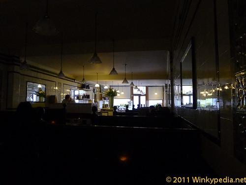 The Bonnie & Wild (M.Manze's traditional Pie & Mash hall)