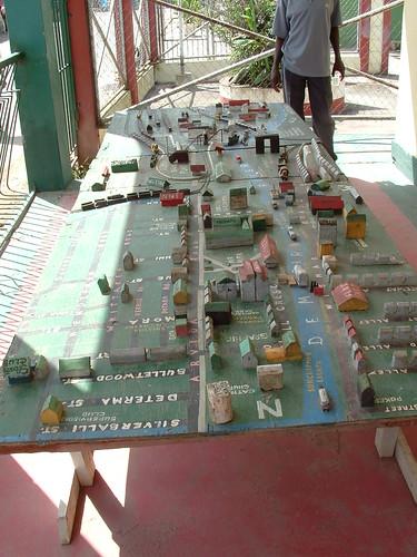 MacKenzie Map 2008, Linden, Guyana