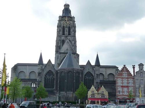 oudenaarde kerk