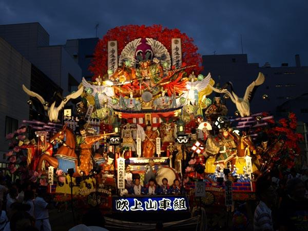 2008_八戸三社大祭_吹上