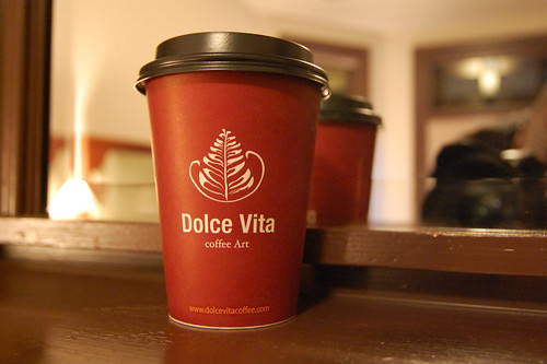 Dolce Vita Coffee Art