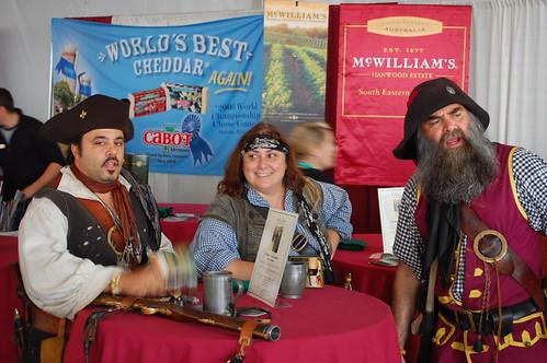 Pirates -- again!