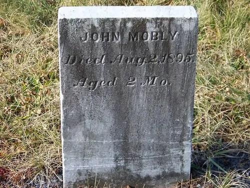 Gettysburg Almshouse Cemetery (5/6)