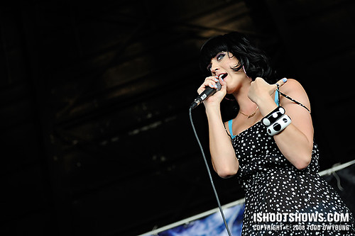 Katy Perry @ Warped Tour
