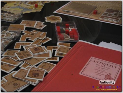BGC Meetup - Antiquity