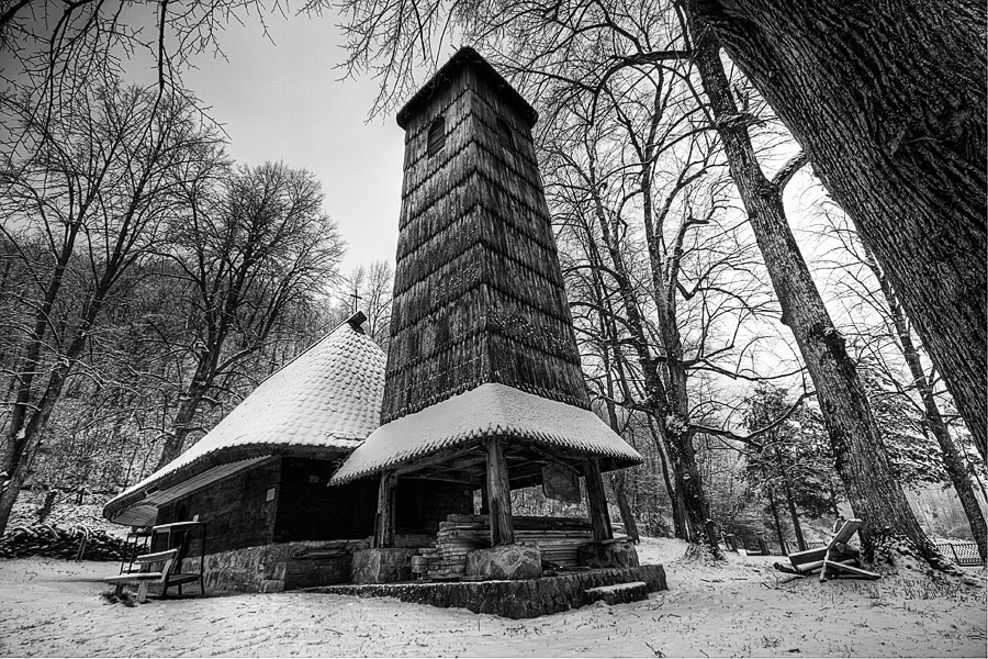 wooden church jelicka1