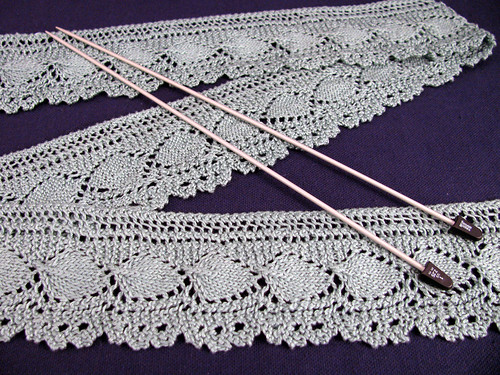 Knit-Edging