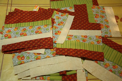 Strip-Pieced Blocks