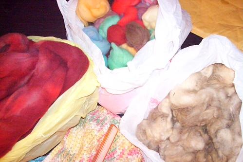 fiber package goods
