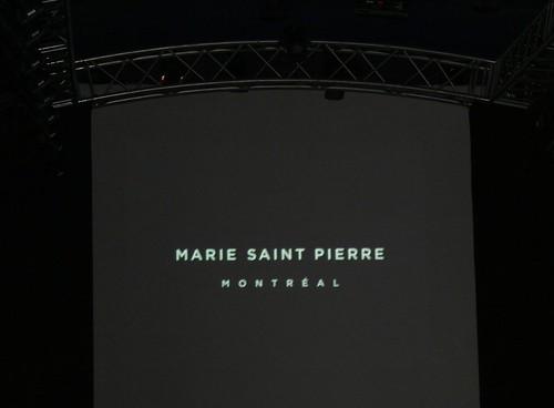 Marie Saint Pierre