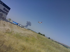 Accidente avión Spanair en Barajas, Madrid