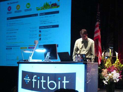 TC50 - Fitbit