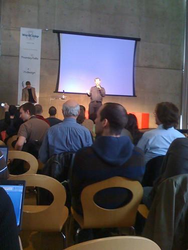 WordCamp Toronto 08