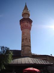La mosquée tombeau d'Ibn Arabi