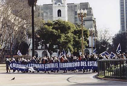 Madres de Plaza de Mayo - Buenos Aries